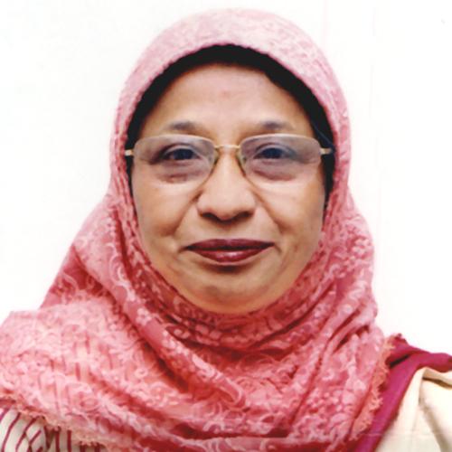 Prof. Dr. Saleha Begum Chowdhury