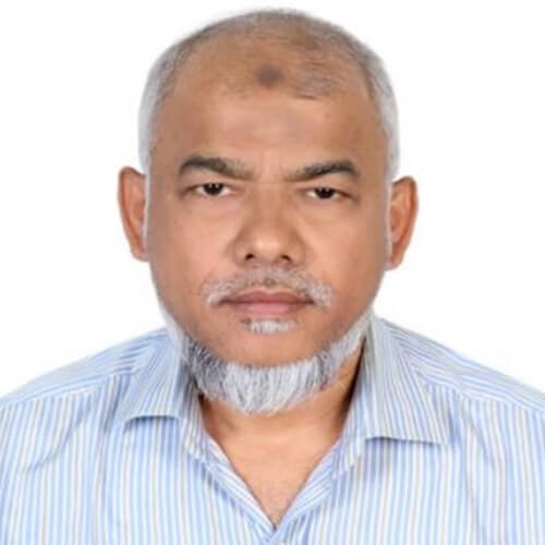 Prof. Dr. Colonel Md. Yousuf Ali