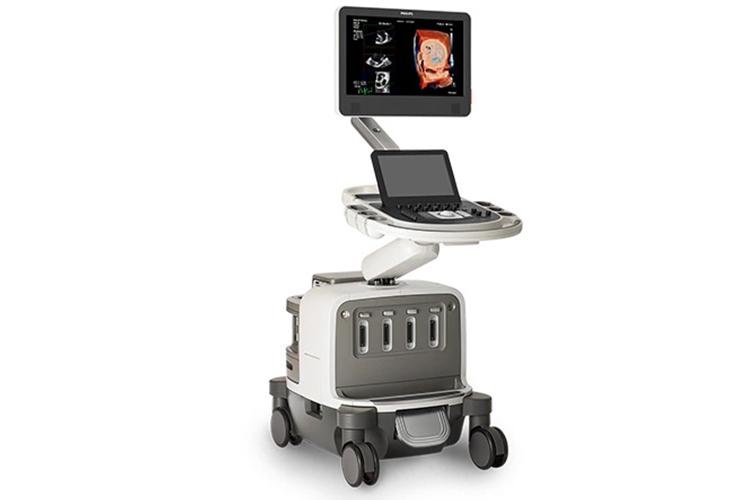 Ultrasound  -  Philips NUSM280